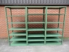 Heavy Duty Racking suitable for Garage Workshop